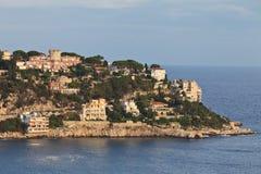 De oude stad Frankrijk van Nice Stock Afbeeldingen