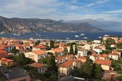 De oude stad Frankrijk van Nice Stock Foto's