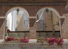 De oude stad van Bari Stock Afbeelding
