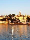 De oude stad van Belgrado Royalty-vrije Stock Fotografie