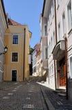 De oude stad van Bratislava. Royalty-vrije Stock Foto