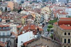 De oude stad van Cannes Royalty-vrije Stock Afbeelding
