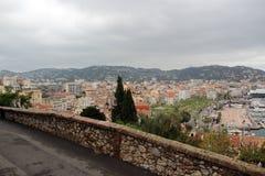 De oude stad van Cannes Stock Afbeelding