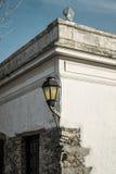 De oude stad van Colonia del Sacramento Stock Foto's