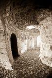 De oude stad van Dubrovnik - vesting Bokar royalty-vrije stock foto's