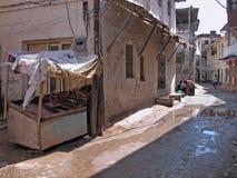 De Oude Stad van Mombasa Stock Foto