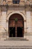 De oude stad van Oaxaca royalty-vrije stock afbeelding