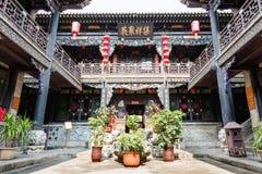 De Oude Stad van Ping Yao royalty-vrije stock foto