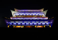 De Oude Stad van Ping Yao stock foto's