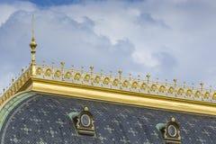 De Oude Stad van Praag royalty-vrije stock afbeeldingen