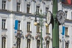 De Oude Stad van Praag stock foto