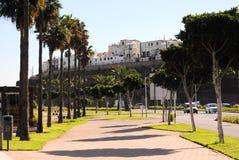 De oude stad van Rabat, Marokko Royalty-vrije Stock Foto