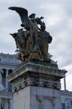 De oude stad van Rome Rome Royalty-vrije Stock Foto's