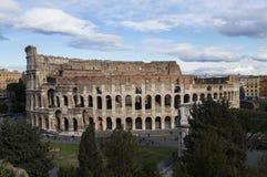 De oude stad van Rome Rome Stock Afbeelding