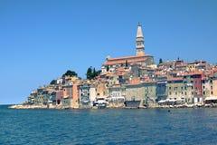 De oude Stad van Rovinj, Kroatië Royalty-vrije Stock Fotografie