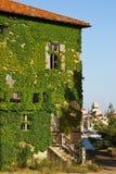 De oude stad van Sibenik, Kroatië Stock Afbeelding