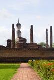 De Oude Stad van Sukhothai Stock Fotografie
