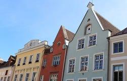De Oude Stad van Tallinn Royalty-vrije Stock Foto