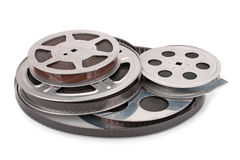 De oude Strook van de Film Stock Fotografie