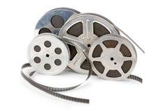 De oude Strook van de Film Stock Afbeelding