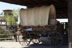 De oude Studio's van Tucson stock afbeeldingen