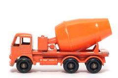 De oude stuk speelgoed Mixer van het Cement van autoFoden #3 Royalty-vrije Stock Afbeeldingen