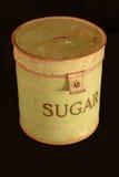 De oude Suiker kan Stock Foto's