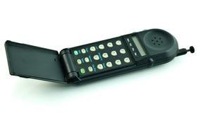 De oude telefoon van de stijlcel stock foto