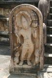 De oude tempel Stock Afbeelding