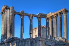 De oude Tempel. Royalty-vrije Stock Afbeeldingen