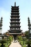 De oude tempel van Zhen gu, toren China Stock Foto's