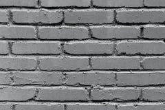 De oude textuur bakstenen muur achtergrond van Grunge Donkere oppervlakte stock afbeeldingen