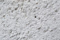 De oude textuur van de cementmuur Stock Foto
