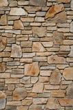 De oude textuur van de steenmuur royalty-vrije stock foto's