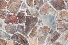 De oude textuur van de steenmuur Stock Afbeeldingen