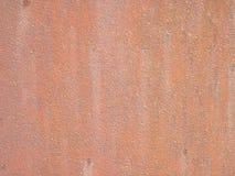 De oude textuur van grunge roestige metalsheet Stock Afbeeldingen
