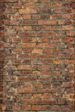 De oude textuur van het baksteenpatroon Cement, antiquiteit royalty-vrije stock foto