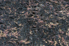 De oude textuur van het Roestgraniet stock fotografie