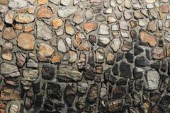 De oude textuur van de steenmuur Royalty-vrije Stock Afbeeldingen