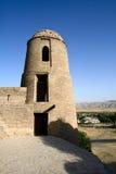 De oude toren Stock Afbeeldingen