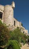De oude Toren van het Kasteel Royalty-vrije Stock Afbeelding