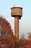 De oude Toren van het Water Stock Foto