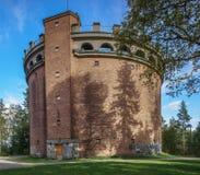 De oude Toren van het Water Royalty-vrije Stock Foto