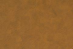 De oude uitstekende bruine textuur van het luxeleer Stock Afbeelding