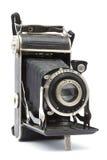 De oude Uitstekende Camera van de Foto Stock Foto