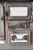 De oude Uitstekende Keuken trekt stock fotografie