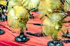 De oude Ventilator van de Stijl Stock Afbeelding