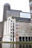 De oude verlaten bouw Stock Afbeelding