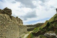 De oude vesting Hoshap, bouw van regeert van het koninkrijk van Urartu Royalty-vrije Stock Afbeelding