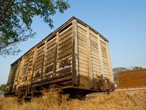De oude wagen van het lorrievee Royalty-vrije Stock Fotografie